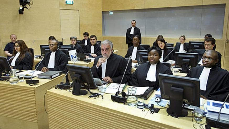 A past session of the Hague-based court. (Net photo)