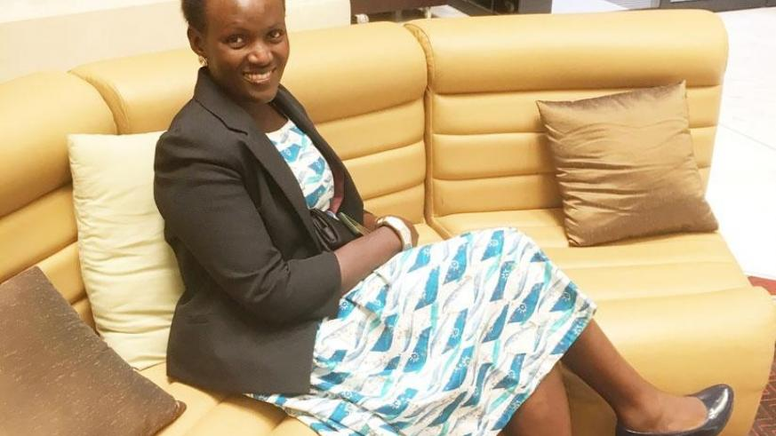 Jeanne Dignite Musabimana opened a day care centre after realising the the hardship of trying to balance work and family.
