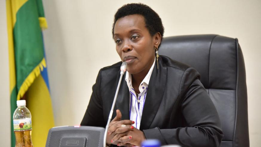 Dr Gashumba wants parents to play active role in removing children from the streets. / File.