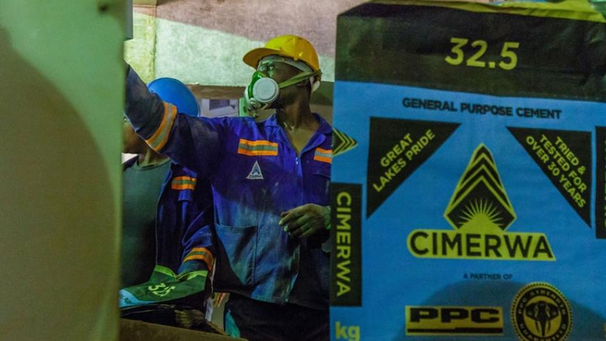 More than Rwf70million CIMERWA cash is up for grabs in the campaign aimed at promoting made-in-Rwanda products. (File)