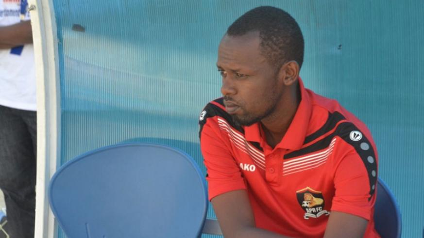 Rwasamanzi led APR to the Pre-season tournament title for his trophy in coaching career.
