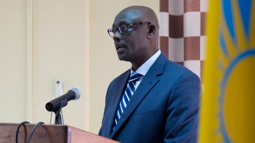 Minister Busingye said civil society should play a constructive role. / File.