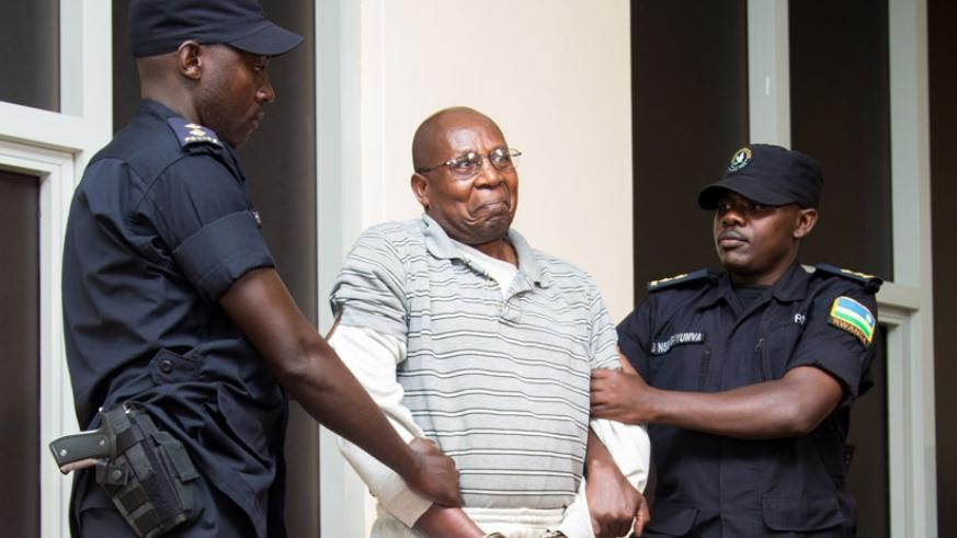 Munyakazi is the latest Genocide fugitive to be extradited to face the law. (Faustin Niyigena.)