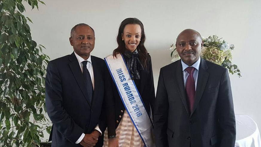 Miss Rwanda projects get boost from UNESCO | The New Times | Rwanda
