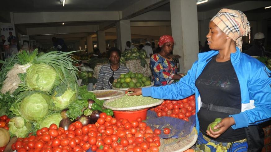Vegetables prices were key contributors to rising food inflation over the past few months. (File photo)