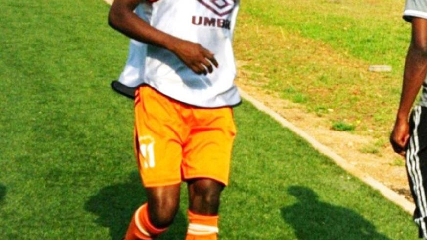 Former APR striker Farouk Ruhinda opened the scoring for the Eastern Province-based side after just four minutes. / File.