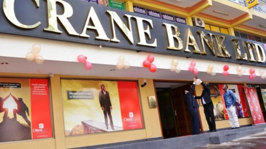Crane Bank Rwanda offices in Kigali. The Central bank has assured the public that the bank will not be affected by the woes of its parent company in Uganda.