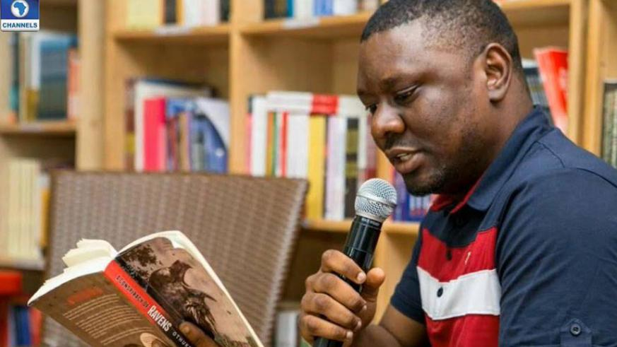 A Conspiracy of Ravens by Othuke Ominiabohs was launched to a lot of fanfare in Abuja and Lagos this year. / Courtesy