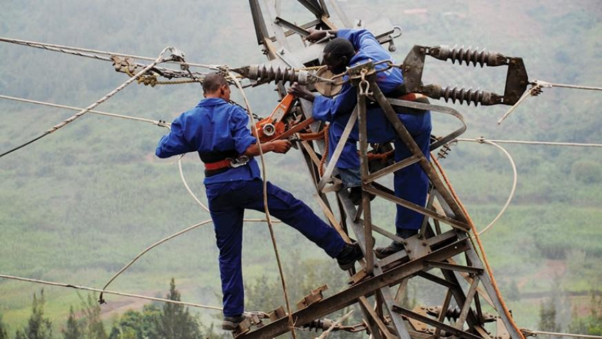 Rwanda, which mainly relies on hydro-power, is encouraging investment in other energy sources. (File)