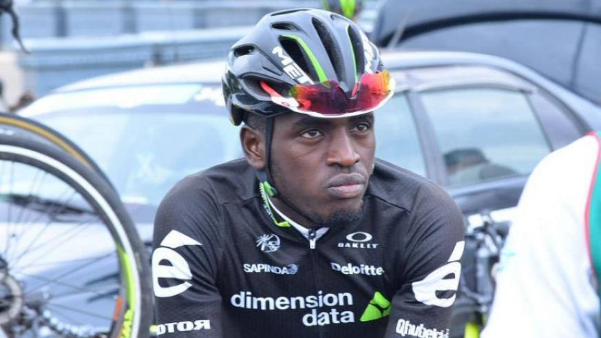 Valens Ndayisenga, winner of the 2016 Tour du Rwanda will lead Team Rwanda at next year's African Continental Road Championships in Egypt. / Courtesy