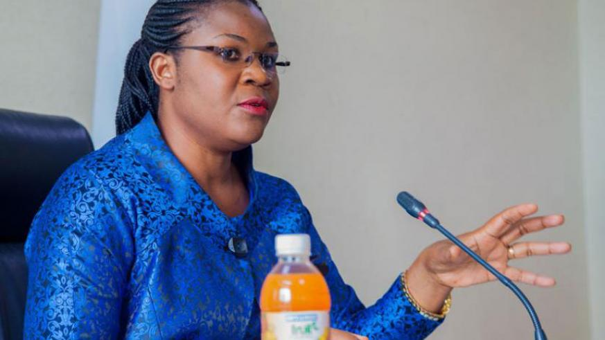 Minister Uwizeye said the decision is in line with efficiently managing state finances. / File
