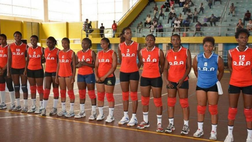 National Women Volleyball League giants Rwanda Revenue Authority (RRA) will today start early preparations at Ecole Belge indoor gymnasium in City center, ahead of the forthcoming ....