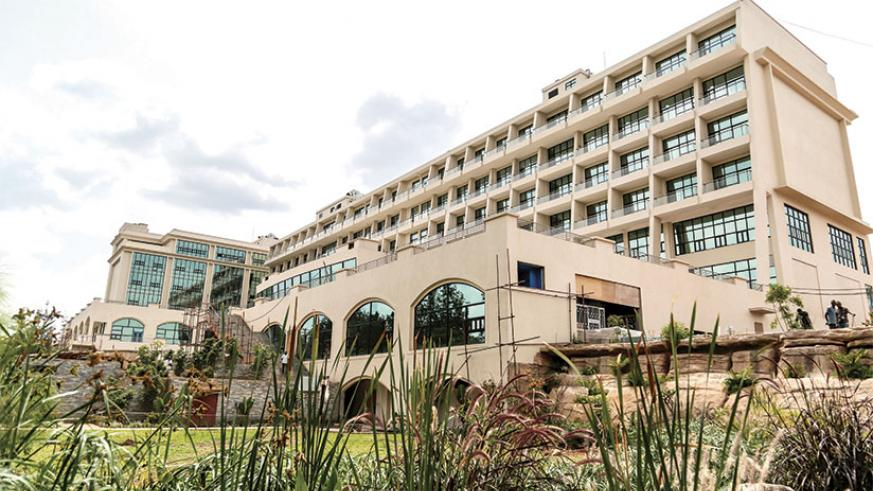 Marriott Kigali is the first Marriott Hotel to open in sub-Saharan Africa.