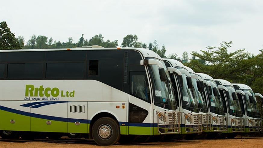 Some of the 20 new buses set to facilitate public transport in the countryside. Rwanda Interlink Transport Company Ltd, the public-private partnership firm that replaced Onatracom,....