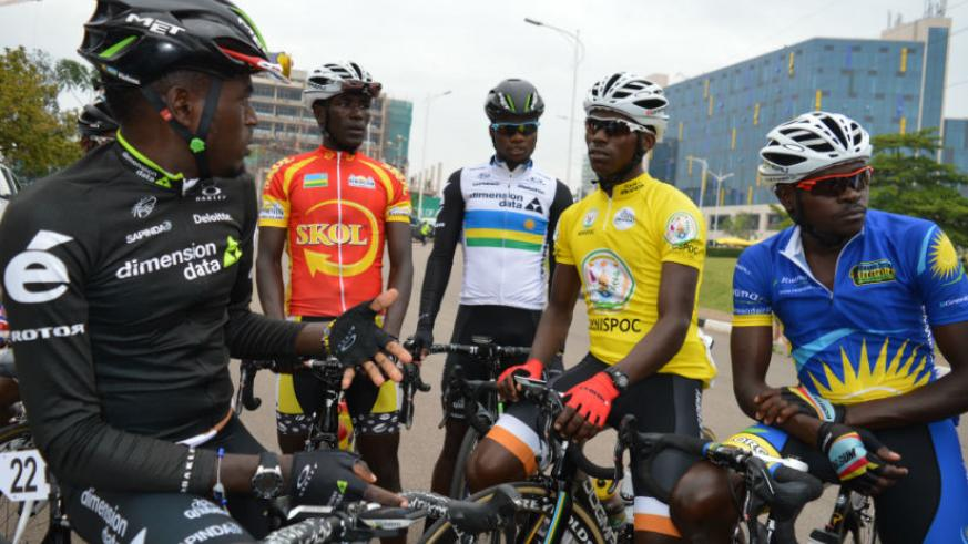 Unlike football, Rwandan Cycling has made leaps and bounds on the continent and beyond. / Sam Ngendahimana