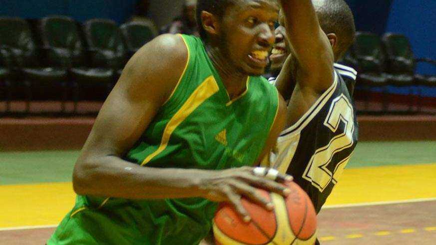 IPRC-Kigali will be contesting their first ever final since debuting in basketball league in 2014. / File photo