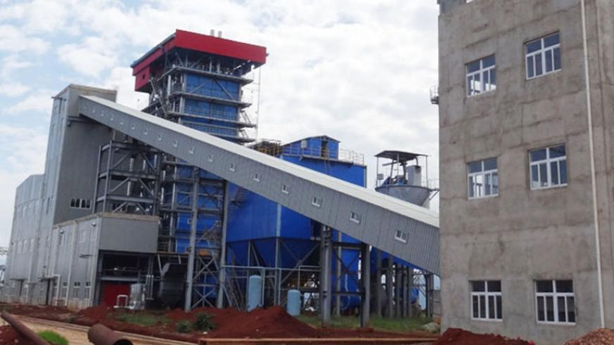 Gishoma Peat Power Plant in Rusizi District is ready to add 15 megawatts to the national grid, officials have said. File.