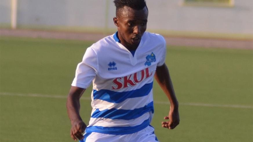 Savio Nshuti scored Rayon Sports' first goal in the 2017 CAF Confederation Cup campaign in the 4-0 thrashing of South Sudan side Al Wau Salam. S. Ngendahimana