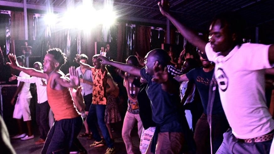 The artistes delivered great performances which had the crowd on their feet and left them yearning for more. (Courtesy photos)