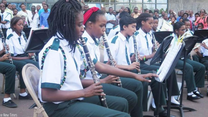 Green Hills Academy's Injyana Ensembles perform during a past concert. / File