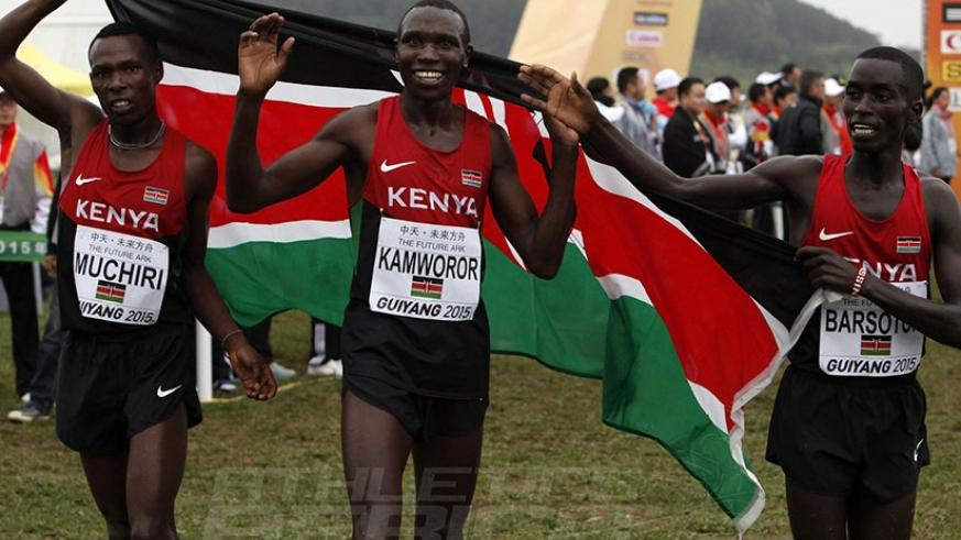 IAAF World Cross Country Championships remain pretty much a Kenya Vs