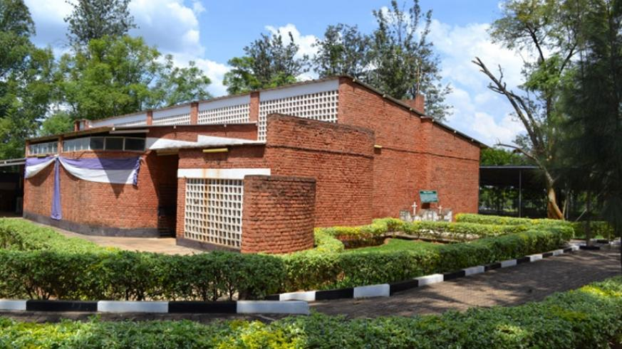 Nyamata Catholic Church-turned Genocide memorial where thousands were killed during the 1994 Genocide against the Tutsi. File.