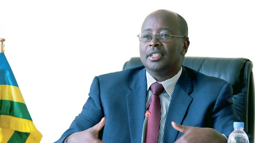 Hon. James MUSONI, Minister of Infrastructure.