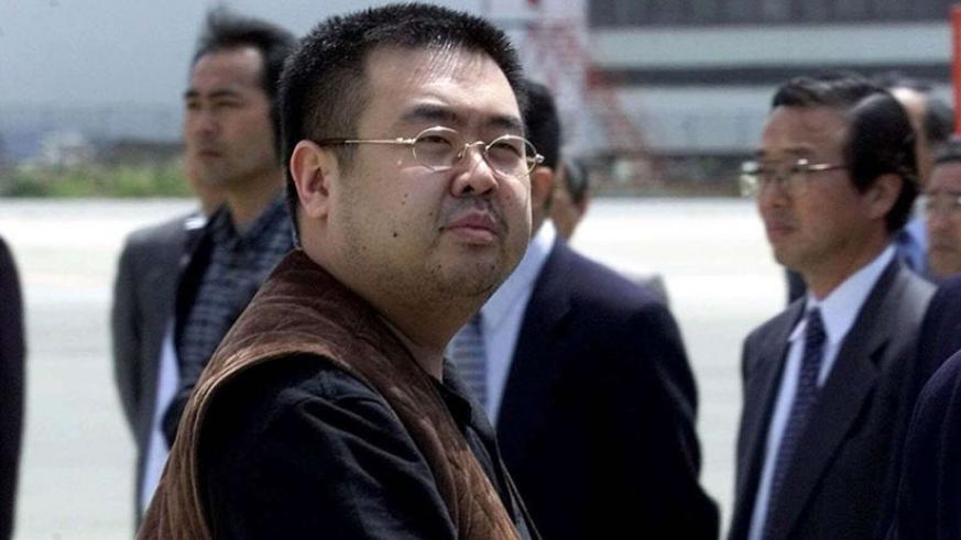 The body of Kim Jong-nam who died in Malaysia has returned to the DPRK today via Beijing. / Internet photo