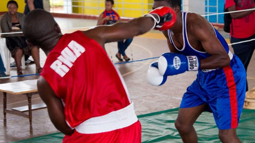 The local boxing federation has not been able to organise the national championship in two years due to internal power struggles. (File)