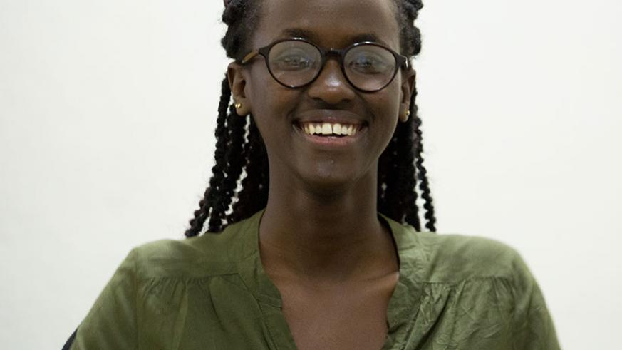 Stella Ituze has received scholarships from the top 10 universities in the US.