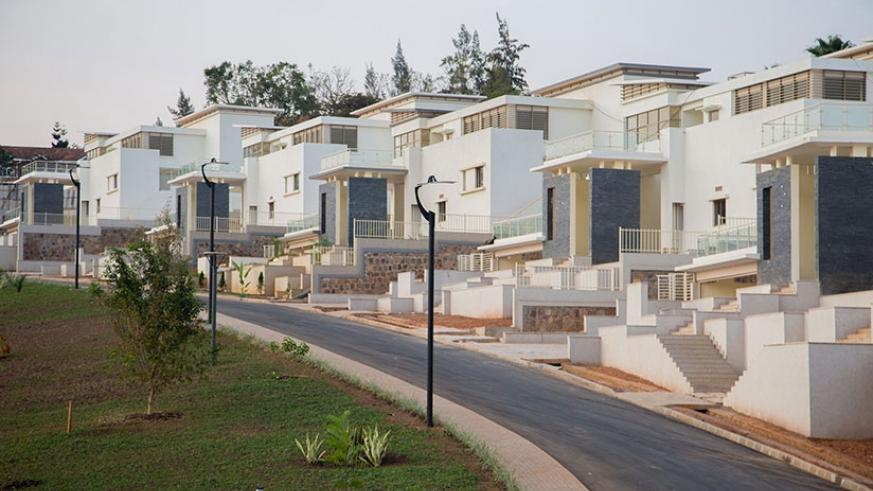The national urbanisation  policy requires developers to plan settlements according to the urban codes. / Francis Byaruhanga.