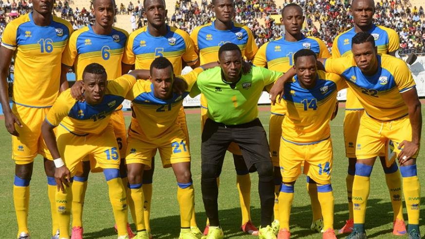 Since making their debut in 2004, Amavubi have failed to qualify for the continent's biggest football tournament CAN. (Sam Ngendahimana)