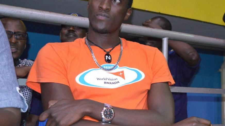 National volleyball team captain Christophe Mukunzi has never known the whereabouts of the remains of his father who was killed in 1994 Genocide against the Tutsi. / File