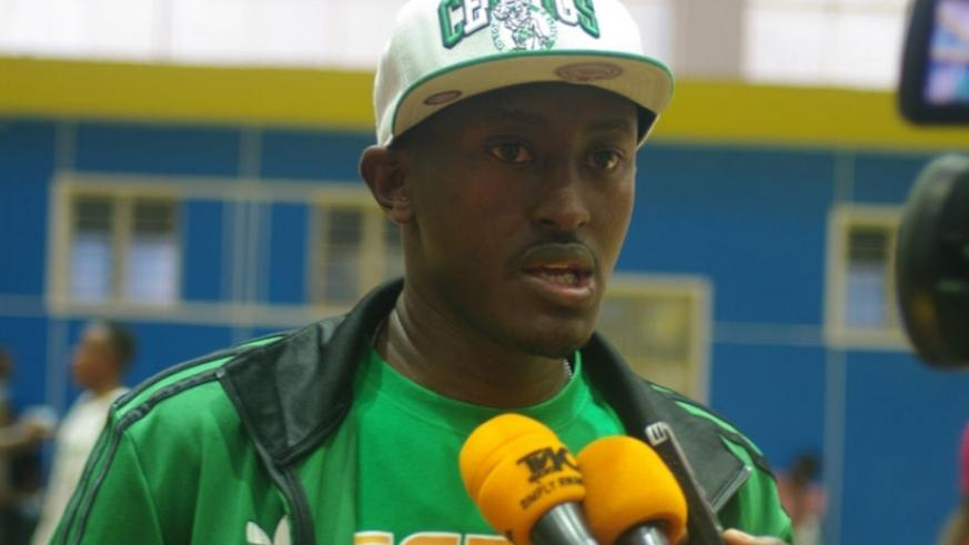 Maxime Mwiseneza lost both his parents during the 1994 Genocide against Tutsis (File)