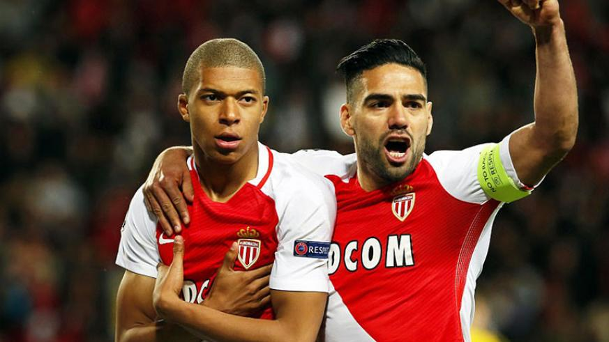 Kylian Mbappe added yet another Champions League goal to his tally and tucked home a rebound three minutes into the game. / Internet photo