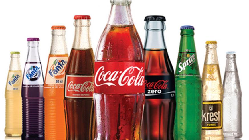 The firm's soft drink portfolio sales dropped by 1.4 per cent last year. /  Net.