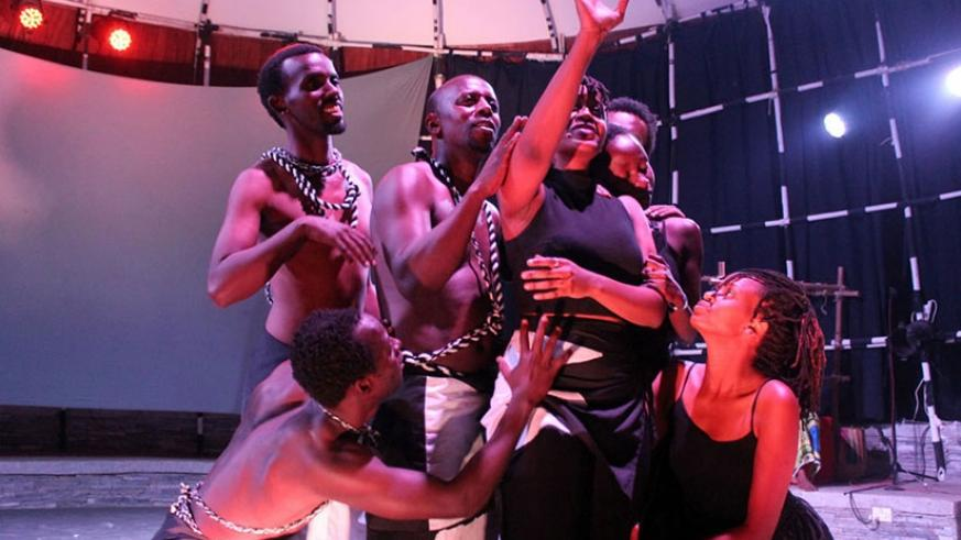 Ubumuntu Arts Festival is one of the major festivals in the country. File