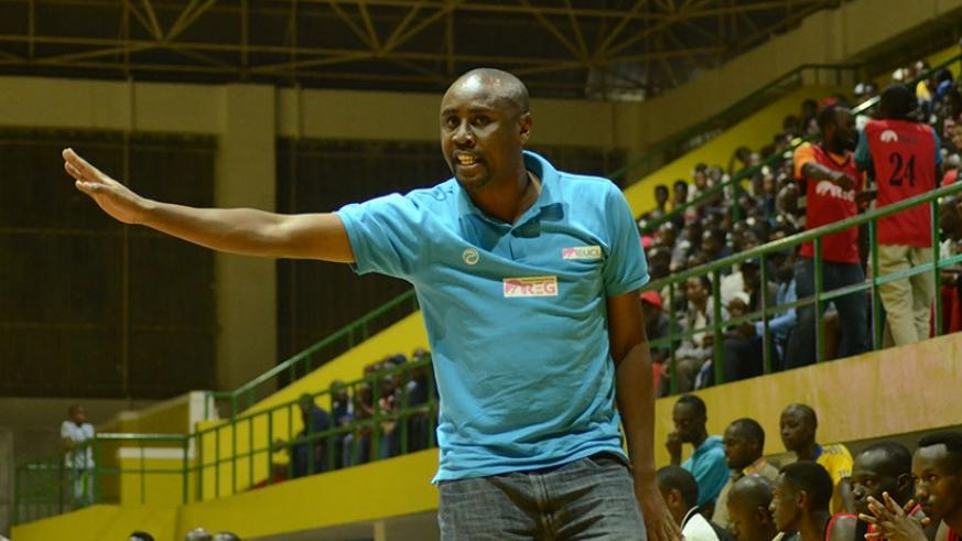 Jean Bahufite won the league title in his first season with Espoir in 2012 and has vowed to do the same with REG. (S. Ngendahimana)