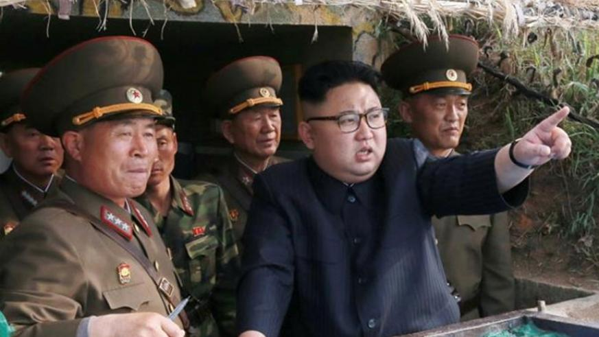 North Korea has conducted five nuclear tests in defiance of UN and US sanctions. Net photo.