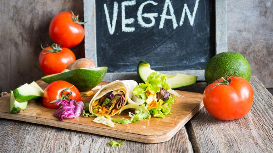 A vegetarian diet should be taken with proper guidance to avoid nutrient deficiencies. / Internet photo