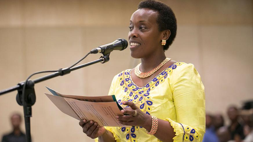 Dr Gashumba urged the public to report any case of Ebola signs. / File