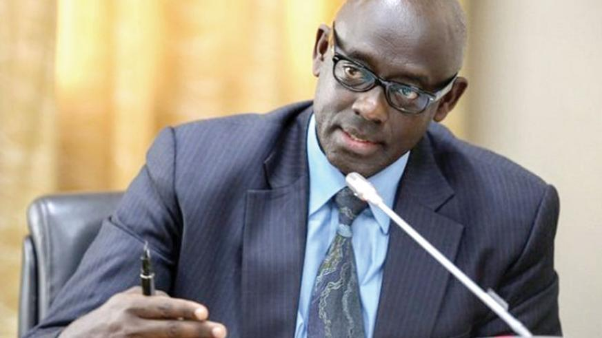 Minister Busingye said efforts to equip the national forensics lab have suffered some hiccups over the years. File.
