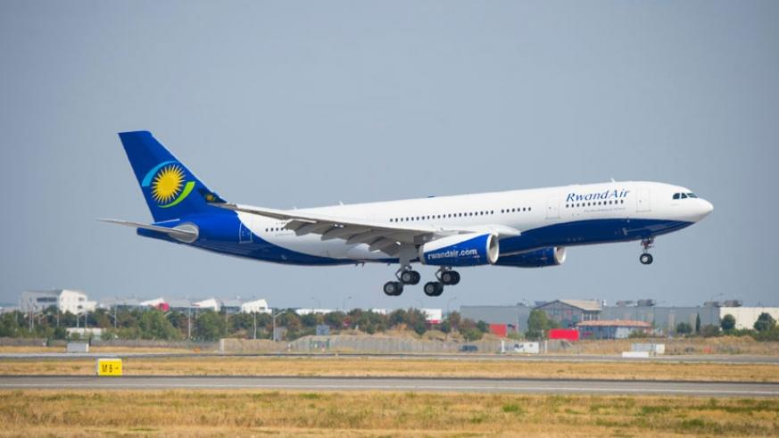 RwandAir launches its maiden direct flights to London tomorrow. (File)