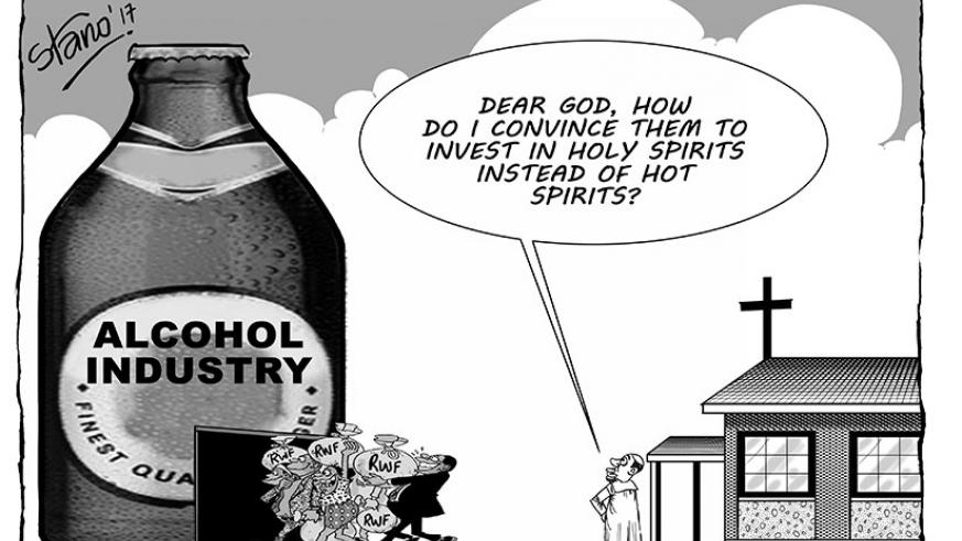 The alcohol industry is doing exactly what the tobacco industry did several decades ago to ensure growth and increase profits: expanding into Africa as an underdeveloped market.