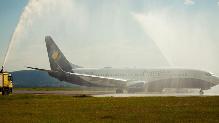 RwandAir acquires new Boeing, to expand West Africa destinations