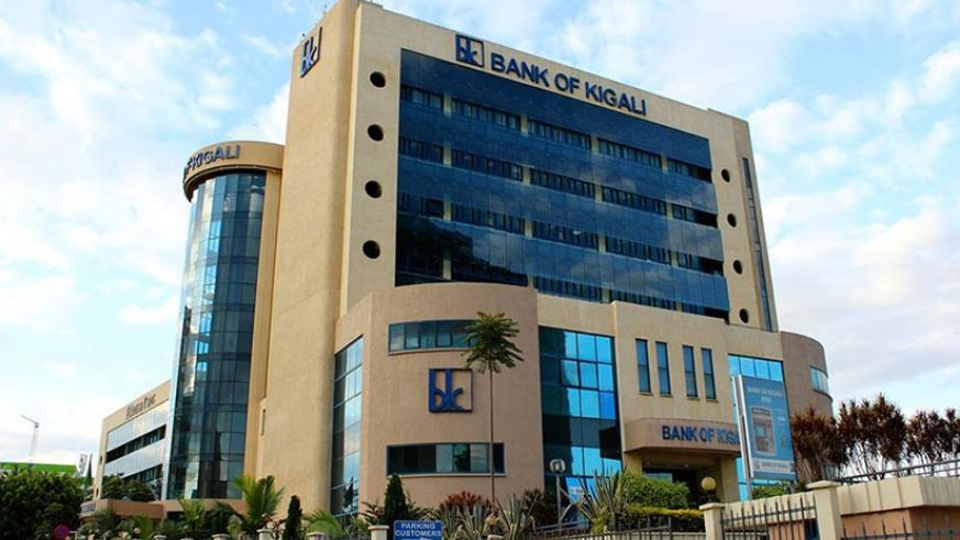 The headquarters of BK, one of the biggest commercial banks in the country. (File)