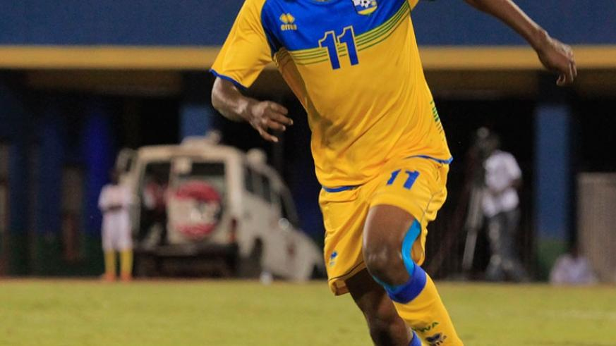 Rayon Sports attacking midfielder Dominique Savio Nshuti  opened the scoring in the 18th minute as Rwanda ran out 3-0 winners against Morocco. S. Ngendahimana