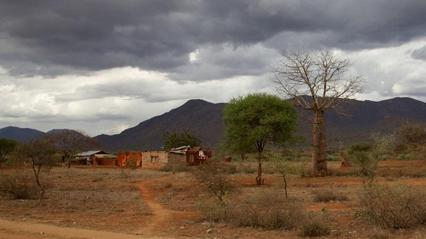 An abandoned village. Machine-learning algorithm can predict the locations of impoverished areas and help relief workers to know where people are living in poverty to bring them the aid they need. (Net photo)