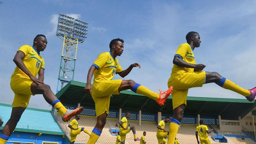 Fans back at home will be hoping that Amavubi can snatch an away win to start their campaign with a flourish at Stade Barthelemy Boganda Stadium in Bangui. S. Ngendahimana.