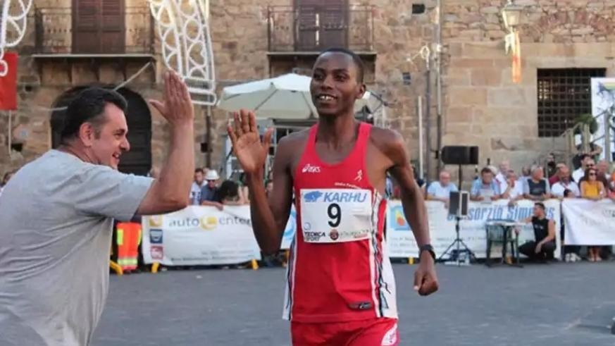 The 22-year-old Muhitira will be using the race as part of preparations in his bid to qualify for the IAAF World Championships.